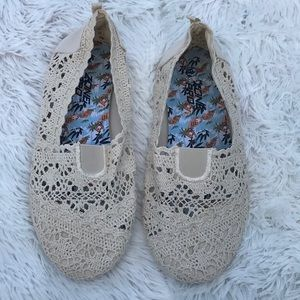 Adorable new shoes